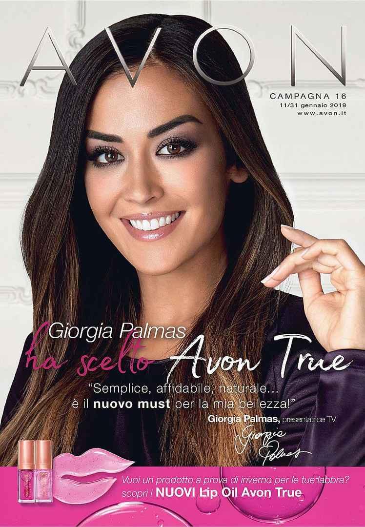 Avon Catalogo Campagna 16 2018 (11 31 gennaio 2019) ef9ff07575e